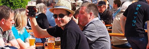 Nun will der Lenz uns grüßen… Maifest in Oggenhausen